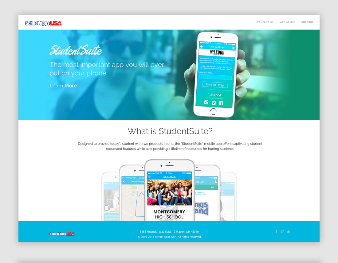 SchoolApps_website